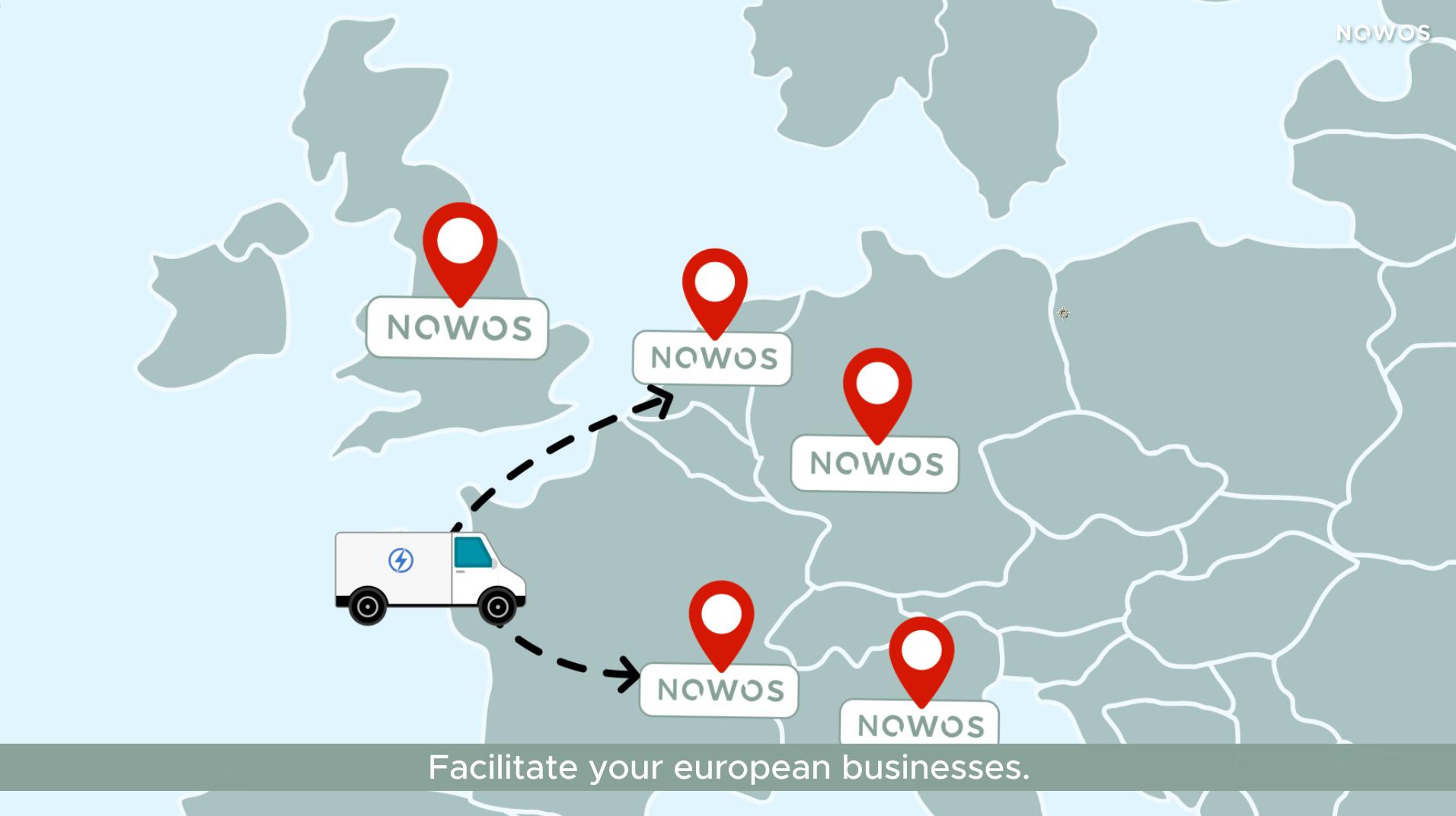 11 carte europe - Lithium Batteries Logistics